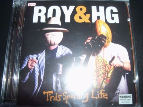 1 of 1 - ROY & HG This Sporting Life – Comedy 2 CD – New