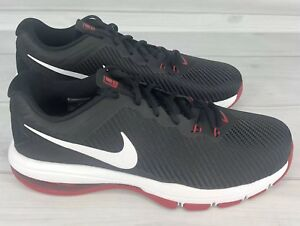 b36c693eb1 Nike Air Max Full Ride TR 1.5 Black Red 869633-060 Men s Training ...