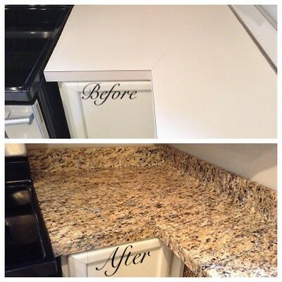 No Vinyl Laminate Countertop L And