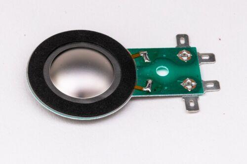 8 ohm,Titanium P Audio HT406 Yorkville Diaphragm Horn Tweeter for Sound Tech