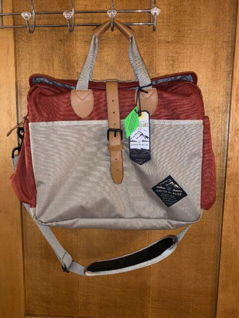 United By Blue Lakeland Laptop Bag Tan
