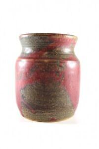 Kuenstler-Keramik-Vase