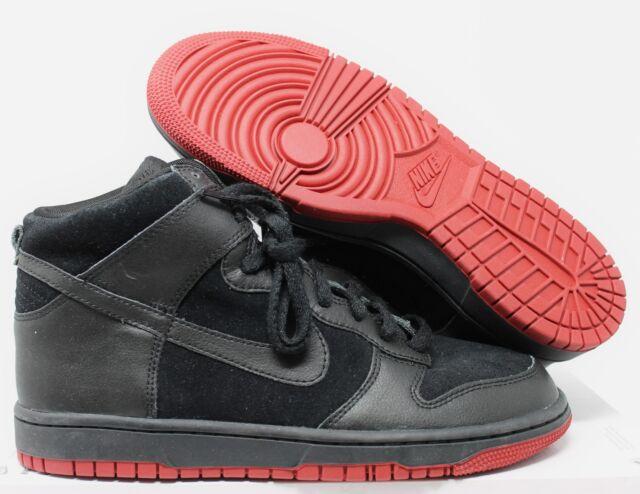 best sneakers ef667 ac6b7 Nike Dunk High ID Black/black-burgundy Sz 9 628303-991