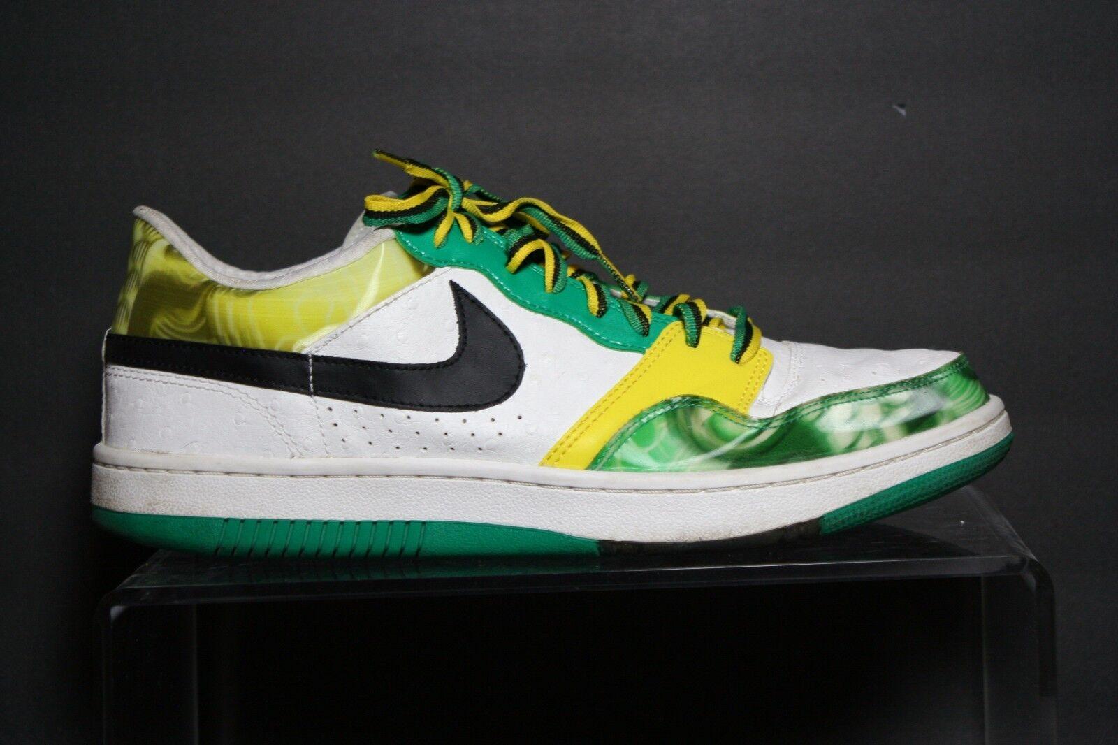 Nike Court Force Premium 07' Matsuri Japan Sneakers Athletic Multi Men's 12 Hip