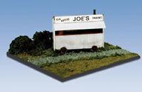 Wills SS14 - Tea Kiosk - 1/76 Scale = 00 Gauge Plastic Lineside Kit