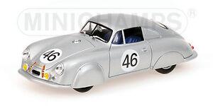 Porsche 356 Class Winners 24h Le Mans 1951 Veuillet Mouche 400516746 Minichamps