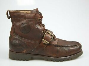 Polo Ralph Lauren Stiefel Boots Braun 42