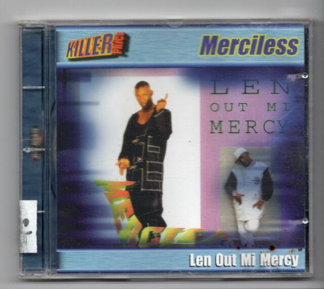 (JE920) Merciless, Len Out Mi Mercy - 1998 CD