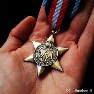 Arctic-Star-British-Commonwealth-Military-Medal-WW2-British-Veterans-New-Copy