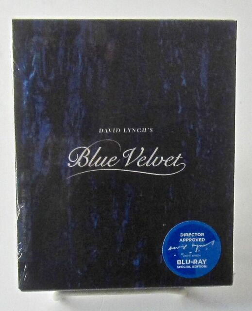 Criterio de Terciopelo Azul Edición Especial Blu-ray Digipack David Lynch Clásico