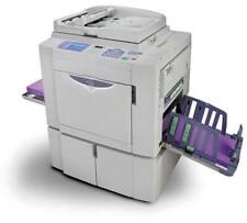 Riso Mz1090u Two Color Digital Duplicator