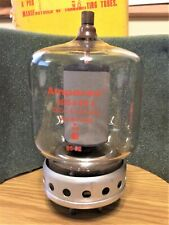 Vintage Amperex 8438-4-400A Power Tetrode Tube Looks GOOD!!!!!!!