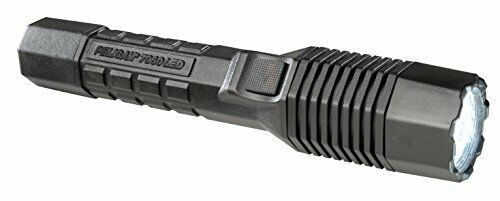 Durable Rechargeable Tactical Flashlight w  Charger & 3 Way Side & Tail Switches