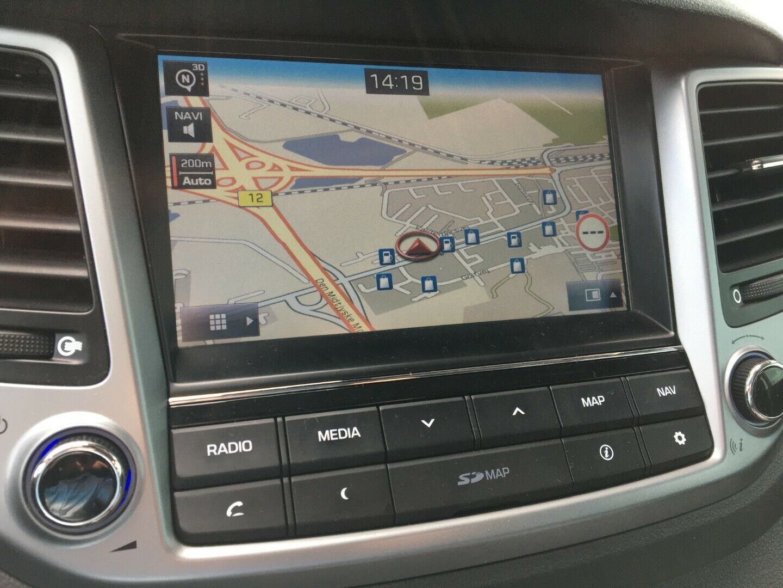Hyundai Tucson 2,0 CRDi 185 Premium aut. 4WD - billede 7
