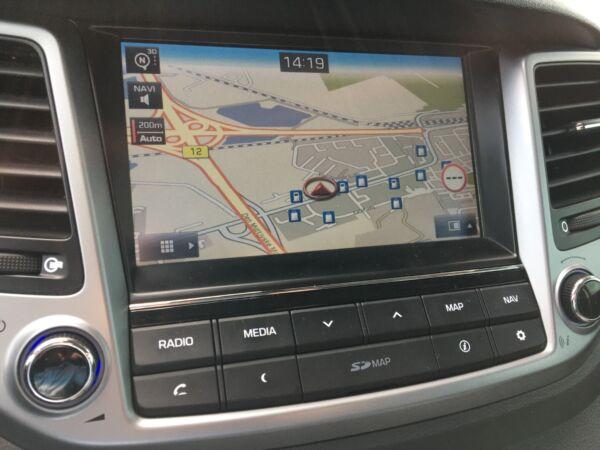 Hyundai Tucson 2,0 CRDi 185 Premium aut. 4WD billede 7