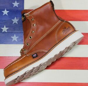 Thorogood-American-Heritage-6-034-Safety-Steel-Toe-Work-Boot-804-4200-Defect-10