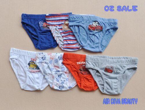 1PC Kids Boys Children Car Cotton Underwear Pants Undie shorts Panties Bottoms