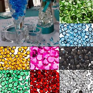 Tableau-acrylique-2000-Scatter-Cristaux-Diamants-Decoration-de-Mariage-Partie-Confettis
