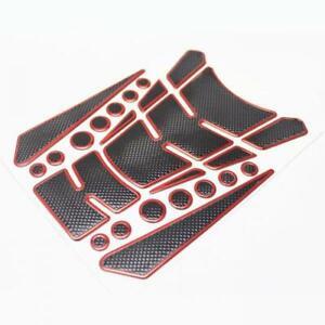 Moto-3D-Serbatoio-Di-Gas-Protettore-Adesivo-Decal-Decalcomanie-Universali