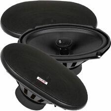 "Koax oval Lautsprecher Paar 22x15cm Coax Speaker Audio System MXC609EVO 6x9/"""