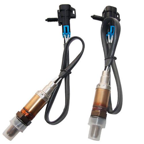 For Cadillac Chevrolet Buick GMC 2PCs Downstream O2 Oxygen Sensor AFS106 New