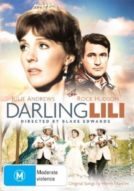 Darling Lili - Julie Andrews, Rock Hudson, Jeremy Kemp - DVD