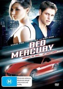 Red-Mercury-DVD-Finish-Line-2008-Sam-Page-Scott-Baio-RARE-MOVIE