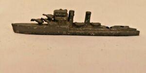 Vintage Lead Battleship