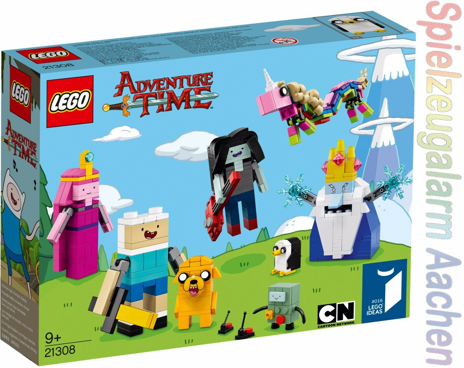 LEGO ® Ideas Exclusive 21308 Adventure Time™ by CN