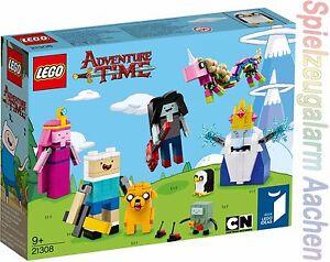 Idées Lego ® Exclusive 21308 Adventure Time ™ Par Cn