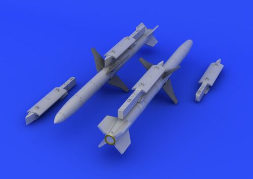 EDUARD BRASSIN 672054 AGM-88 HARM Rockets in 1:72