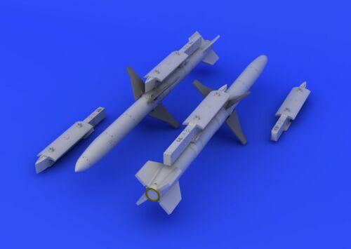 EDUARD BRASSIN 672054 AGM-88 HARM Rockets in 1:72