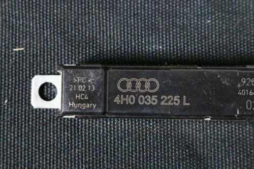 23 Audi A8 4H Antennenverstärker L oben DE Säule aerial amplifier 4H0035225L