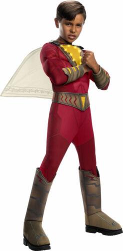 Rubies Shazam Deluxe with Lights Superhero Childrens Halloween Costume 700800