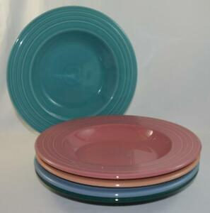 Fiesta-12-034-Rimmed-PASTA-BOWL-Choice-of-Colors-Discontinued-amp-Current-Colors
