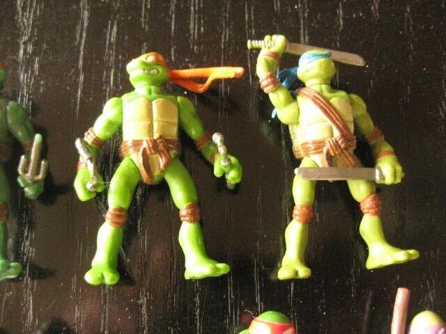 Figurer, Ninja turtles