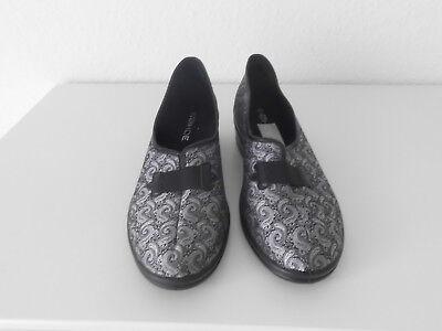 Schuhe Hausschuhe Freizeitschuhe von ROHDE für Damen Gr.4,5
