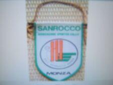 GAGLIARDETTO=A.S.C. SANROCCO MONZA=CM 14X9=CON BACCHETTA METALICA