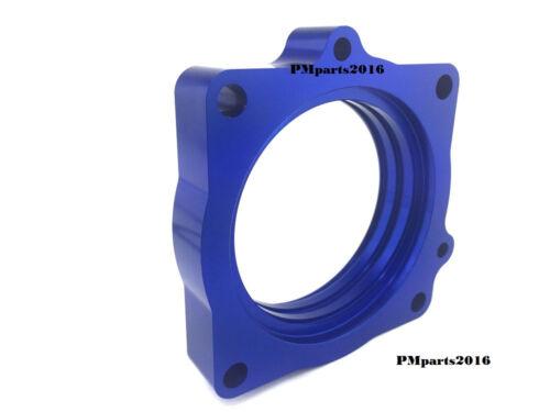 BLUE Throttle Body Spacer Fit 09-15 Dodge Ram 5.7L Hemi 09 Aspen /& Durango 5.7