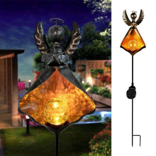 Solar Lights Waterproof Dancing Flame Outdoor Lighting Landscape Decoration IP65