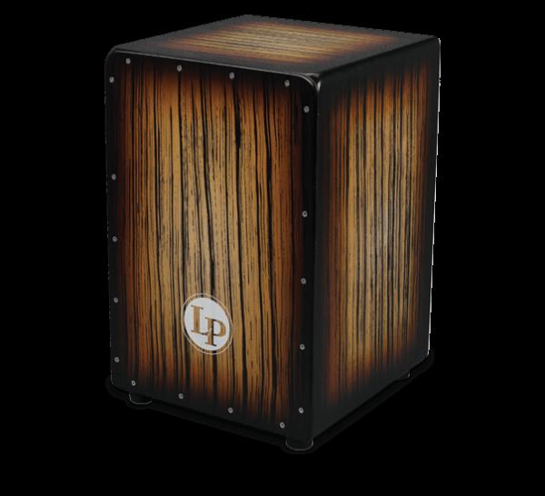 latin percussion lpa1332 aspire accent cajon sunburst streak for sale online ebay. Black Bedroom Furniture Sets. Home Design Ideas