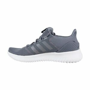 Details about Mens Adidas NEO Cloudfoam Ultimate Grey Sneaker Athletic Shoes B43843 Size 8