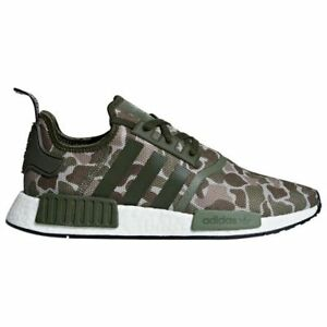 low priced 8a674 83b26 Image is loading Adidas-Originals-Nmd-R1-Boost-Off-Duck-Camo-