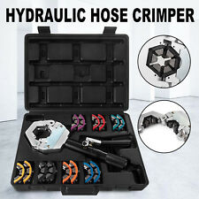 71500 A/C Hydraulic Hose Crimper Air Conditioning Repair Crimping Tools