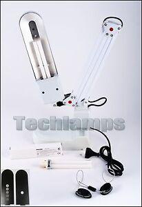 311nm narrowband uvb lamp for psoriasis eczema vitiligo tester med. Black Bedroom Furniture Sets. Home Design Ideas