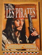 Les voyageurs du temps, les pirates avec Johnny Depp en couverture, BK éditions