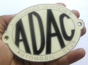 ADAC-ALLGEMEINER-DEUTSCHET-AUTOMOBILE-CLUB-CAR-GRILL-BADGE-EMBLEM-LOGOS-METAL-EN