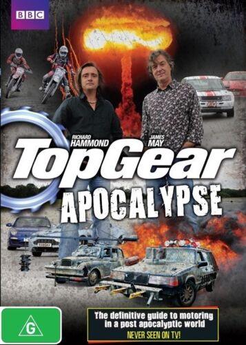 1 of 1 - Top Gear - Apocalypse (DVD, 2011) Region 4 (VG Condition)