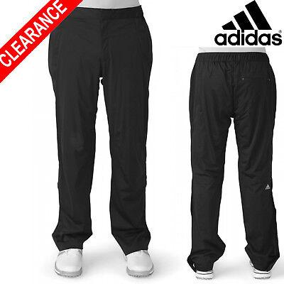 Adidas CLEARANCE Golf ClimaProof Advance Rain Pant Mens Waterproof Trousers  | eBay