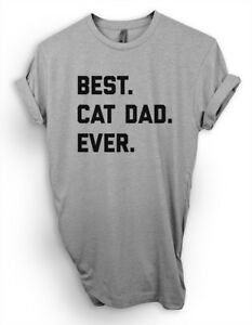 100/% Cotton tee shirt Black or White color options Gift t-shirt Worlds Best Dad Unisex Sizing